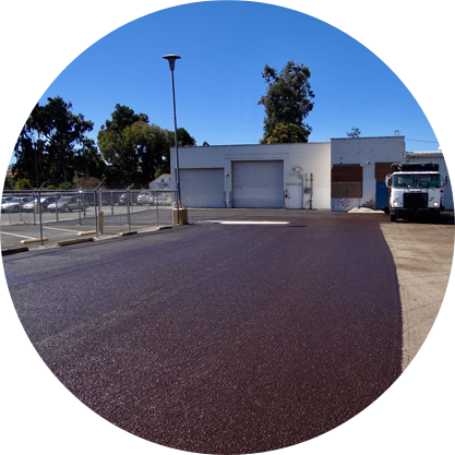 Pavement solutions for Commercial sites